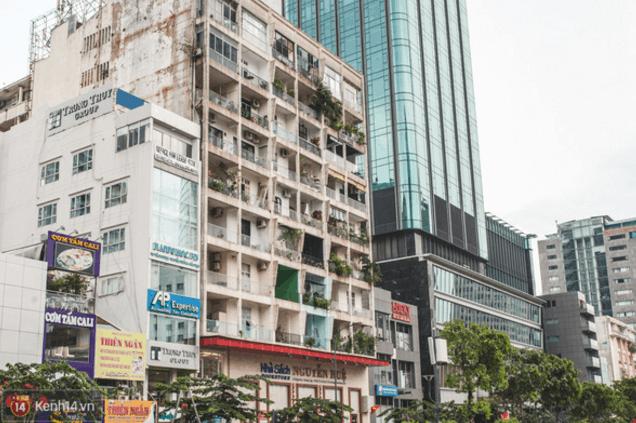Căn chung cư 42 Nguyễn Huệ (Ảnh ST)