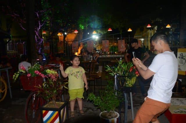 Địa điểm vui chơi ở Huế: Phố đi bộ Nguyễn Đình Chiểu 02