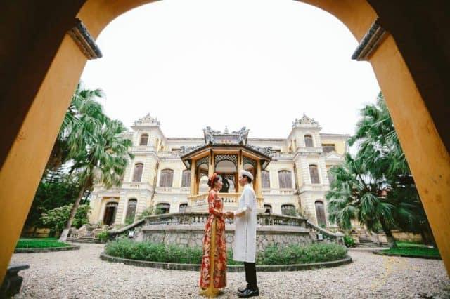 Cung An Định - địa điểm chụp ảnh cưới tại Huế