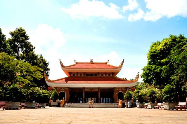 Tòa đại điện
