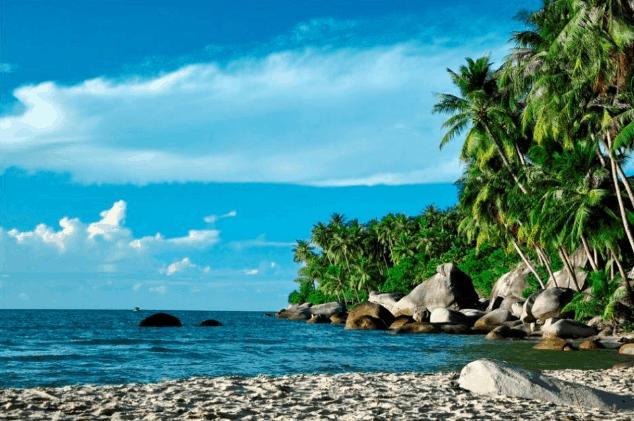 Đảo Hòn Sơn (Ảnh ST)
