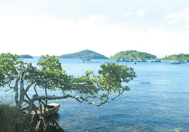 Quần đảo Hải Tặc (Ảnh ST)