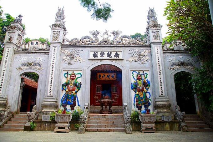 Đền Thượng nơi thờ An Dương Vương