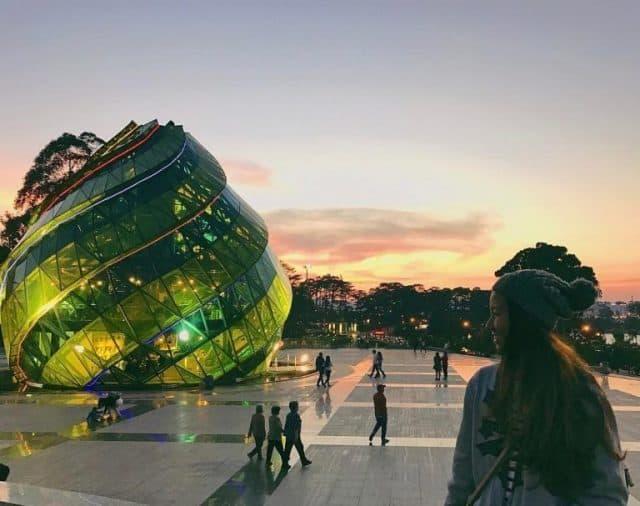 Quảng Trường Lâm Viên - địa điểm du lịch Đà Lạt 02