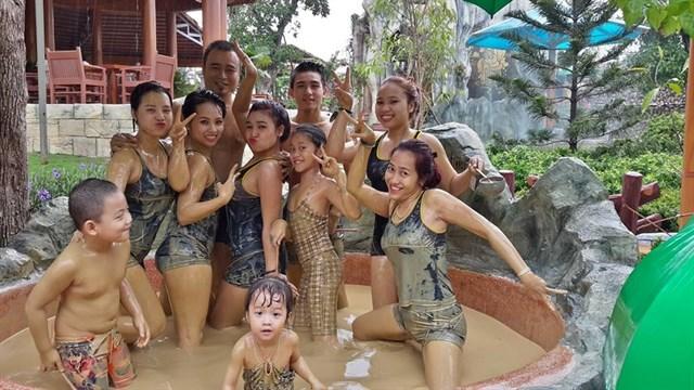 Khu tắm bùn Galina Đà Nẵng 03