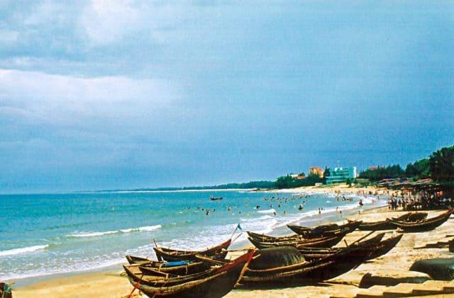 Biển Cửa Tùng - địa điểm du lịch hot miền Trung