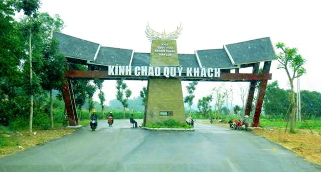 Khu du lịch sinh thái Diễn Lâm