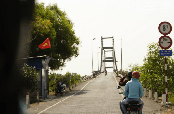 Du lịch Cần Giờ bằng xe máy