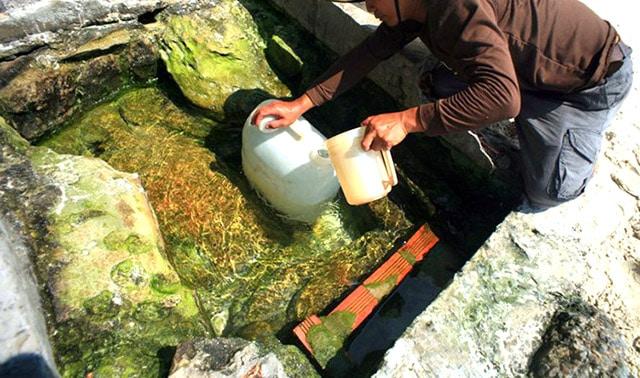 Nguồn nước ngọt vô tận