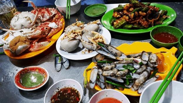 Chợ đêm Vũng Tàu – Thánh địa dành cho dân nghiền hải sản