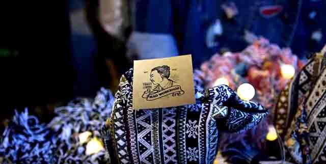 Sản phẩm handmade tại chợ phiên Đà Nẵng 01