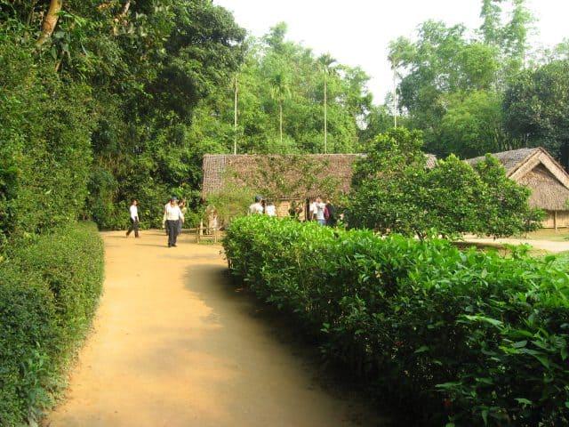 Về thăm Làng Sen quê Bác Hồ ở Nghệ An