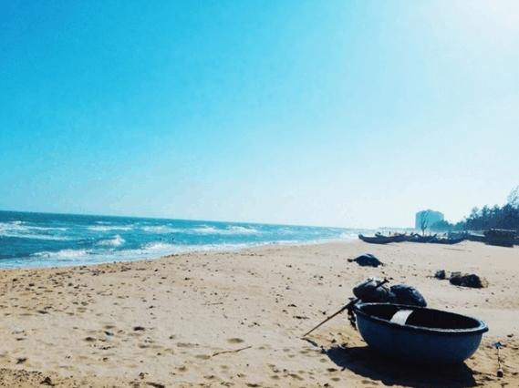 Biển Hồ Tràm (Ảnh ST)