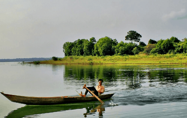 Hồ Trị An (Ảnh ST)