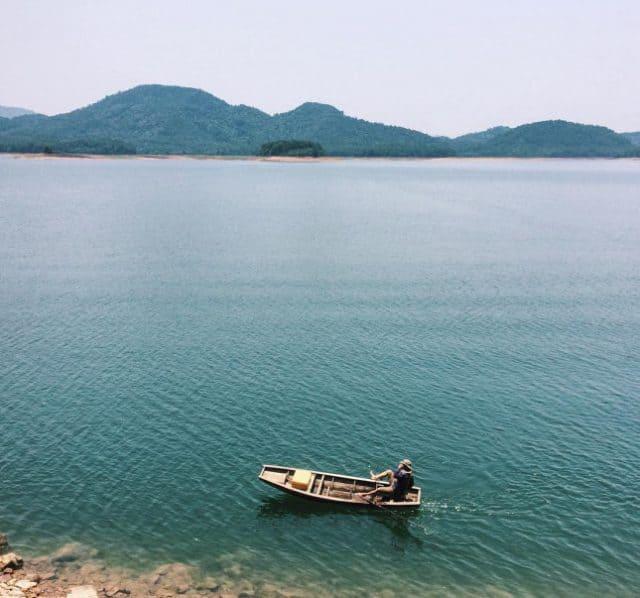 Hồ Kẻ Gỗ Hà Tĩnh 06