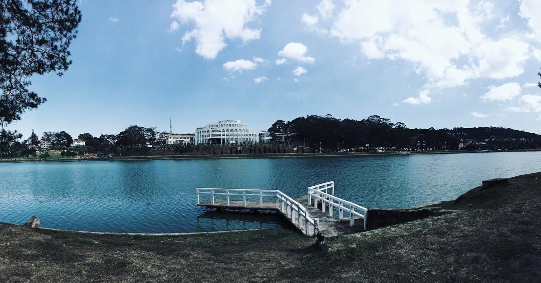 Hồ Hồ Xuân Hương Đà Lạt 02