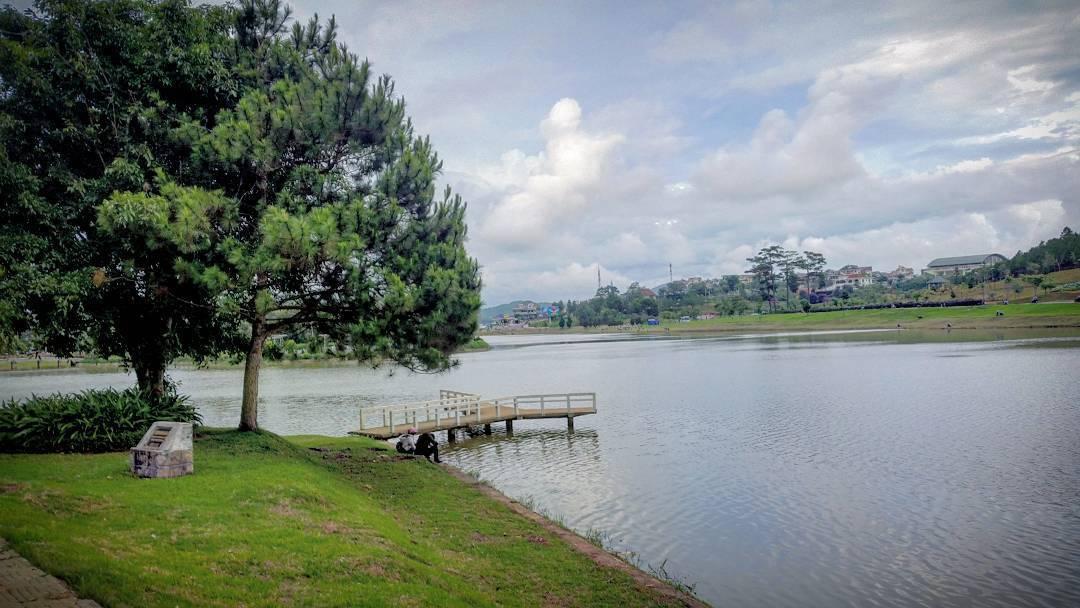 Hồ Hồ Xuân Hương Đà Lạt 04