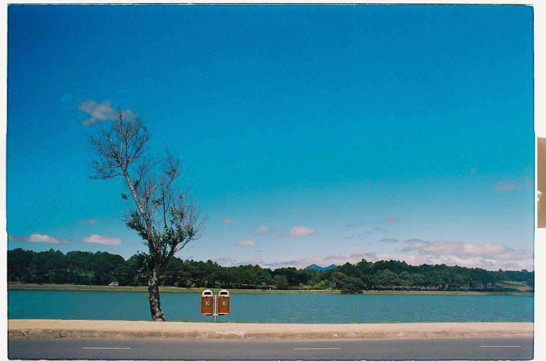 Hồ Hồ Xuân Hương Đà Lạt 06