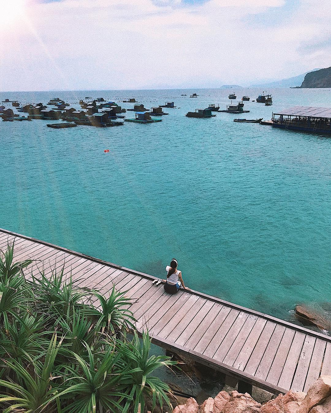 Du lịch Hòn khô Quy Nhơn - Khám phá 1 vẻ đẹp hoang sơ lạ kỳ