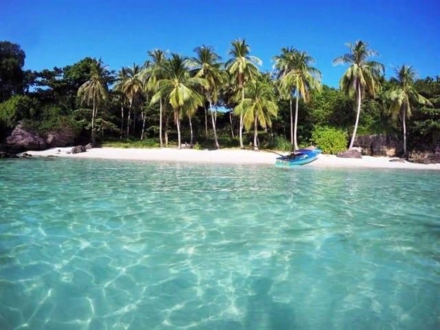 Hòn đảo nhỏ xinh nằm ở phía Bắc Phú Quốc