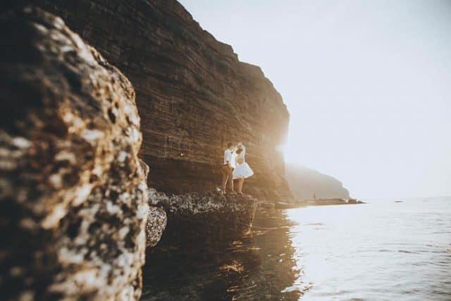 Vịnh Lăng Cô - địa điểm chụp ảnh cưới ở Huế 01
