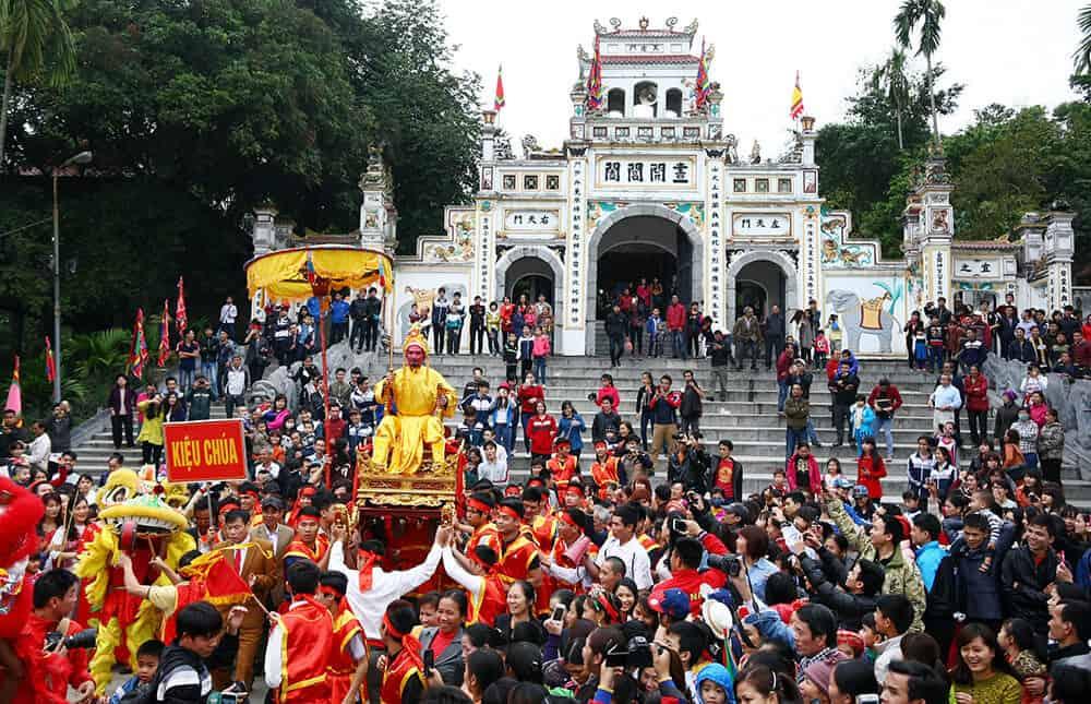 Lễ hội thành Cổ Loa