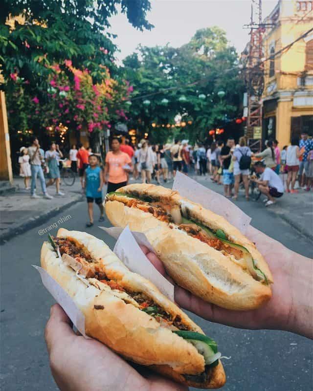 Bánh mì Madam Khánh Đà Nẵng