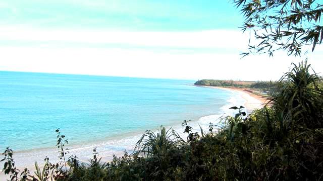 Mui Si - bãi biển Cửa Tùng