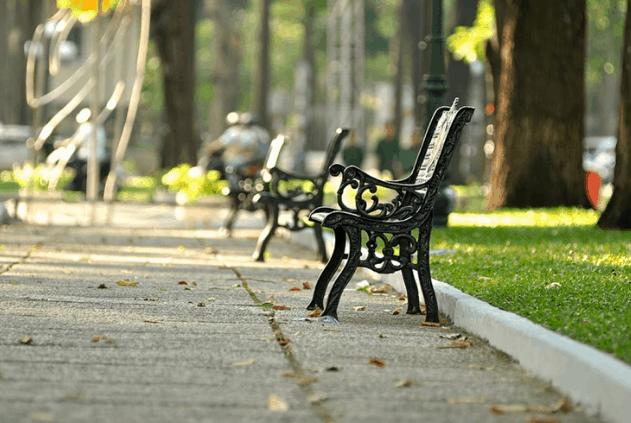 Sài Gòn trong ngày nắng đẹp (Ảnh ST)
