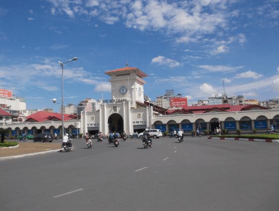Sài Gòn những ngày nắng nóng (Ảnh ST)