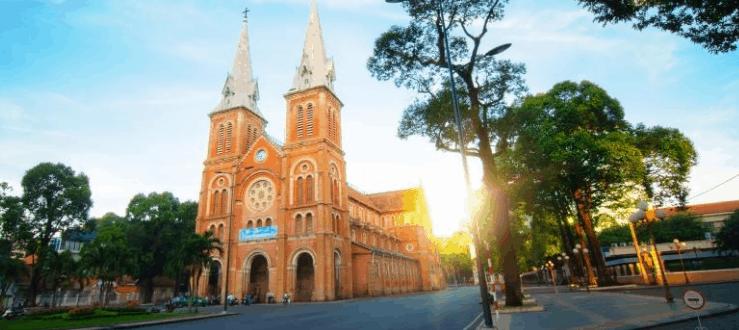 Nắng ở Sài Gòn (Ảnh ST)
