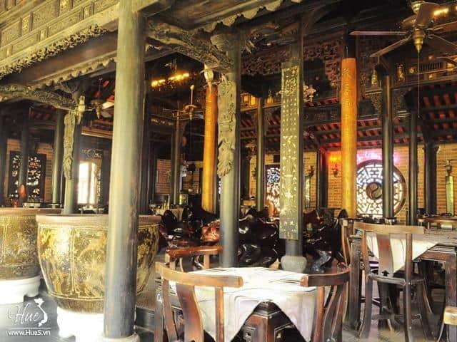 Nhà hàng ngon ở Huế