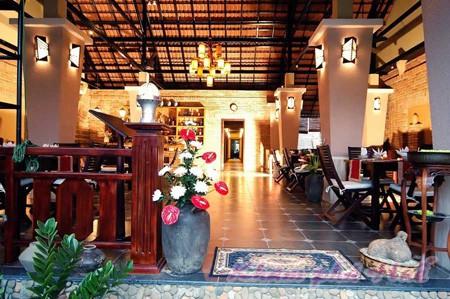 Nhà hàng Lá Thông - 1 trong những nhà hàng ngon ở Huế