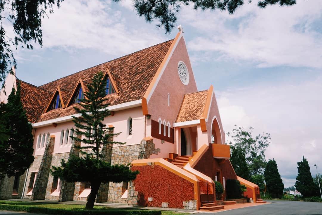 Nhà thờ Domain de Maria