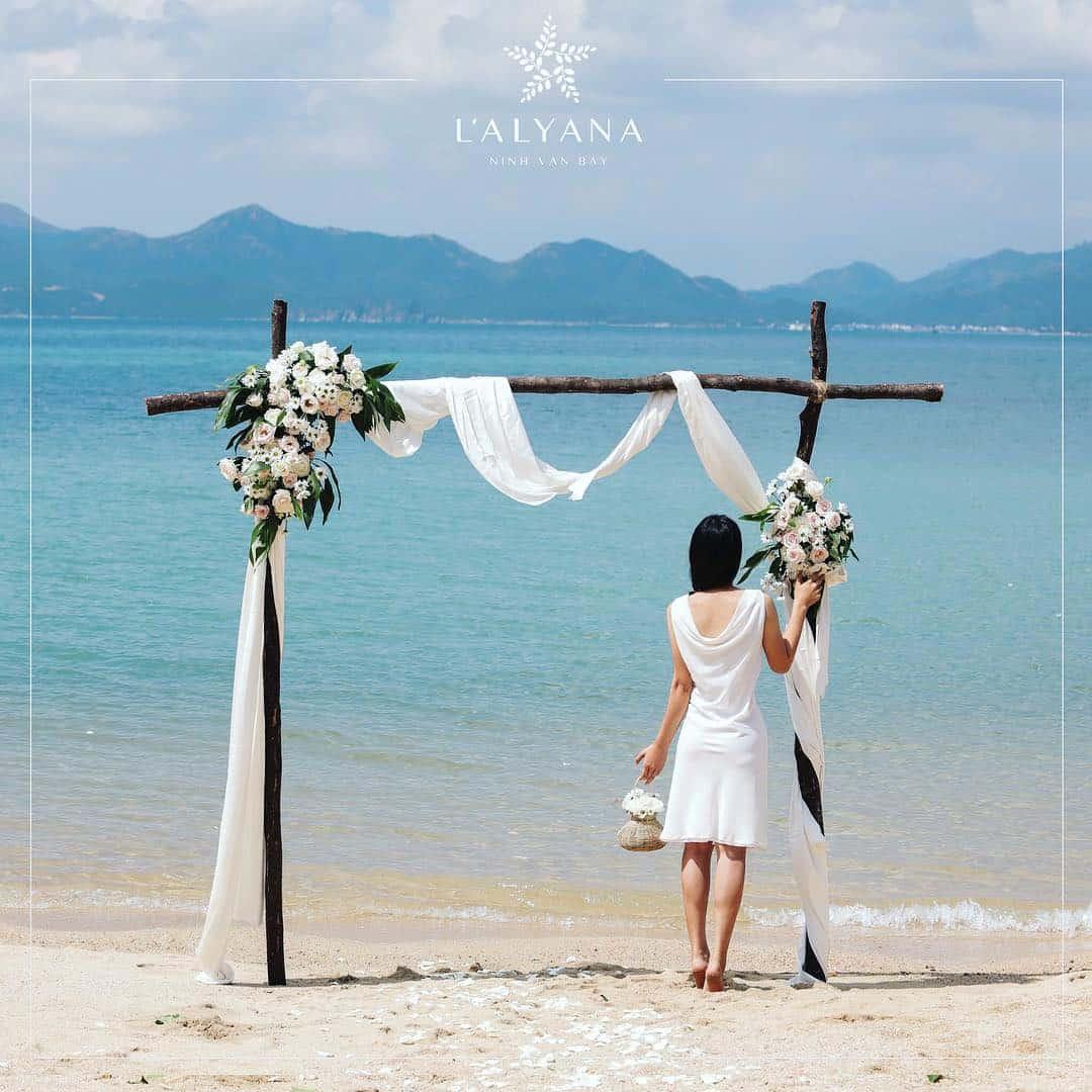 Nhiều người chọn nơi đây làm địa điểm chụp ảnh cưới (Ảnh: ST)