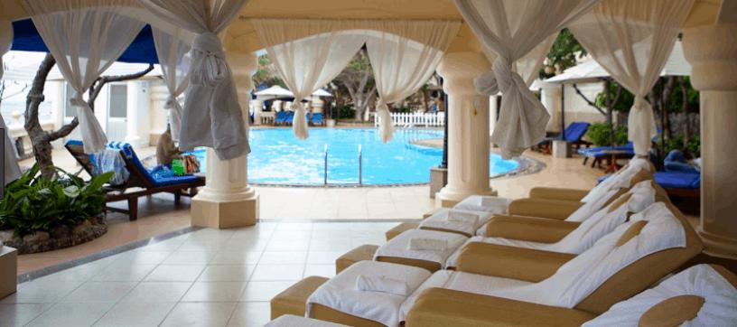 Một góc trong khu nghỉ dưỡng Lan Rung resort and spa