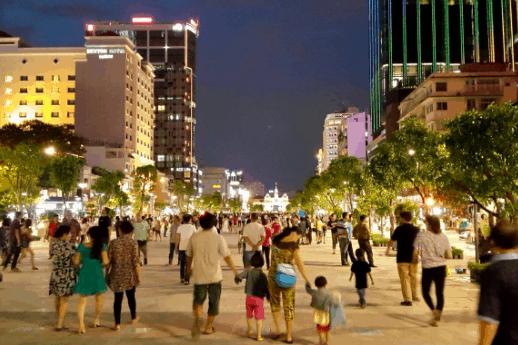 8 địa điểm tham quan ở Sài Gòn không thể bỏ qua