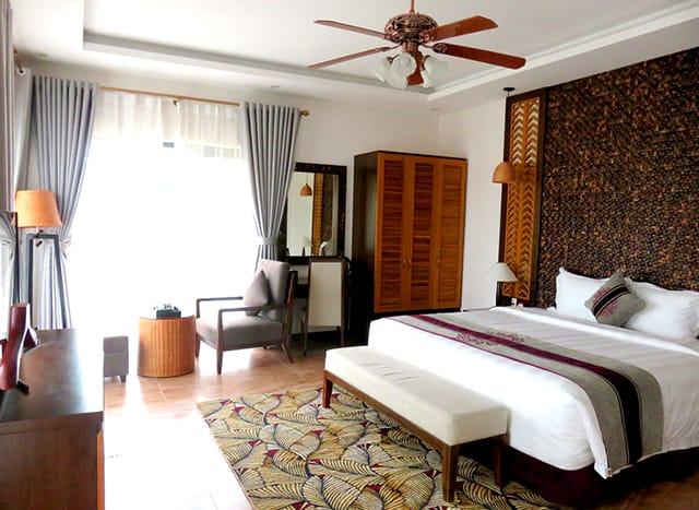 Khách sạn tiêu chuẩn 5 sao - Khu du lịch sinh thái Diễn Lâm 02