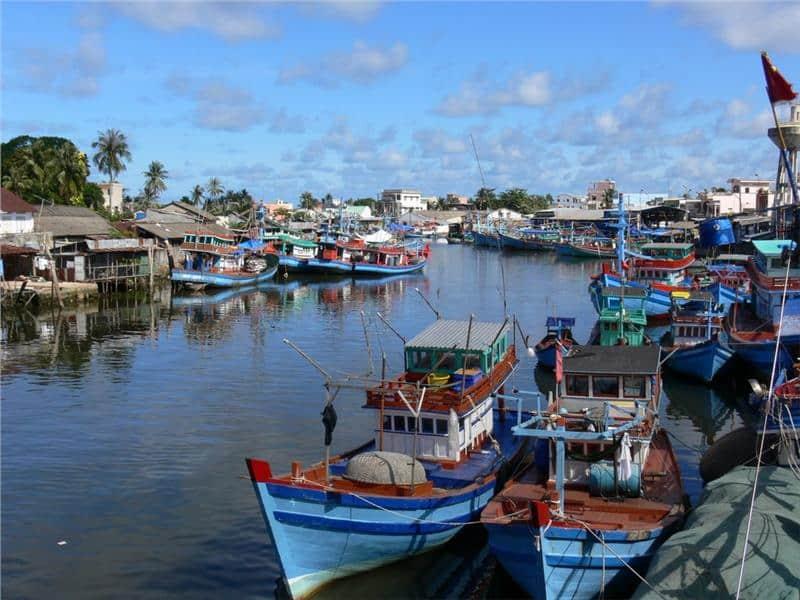 Những làng chài Phú Quốc