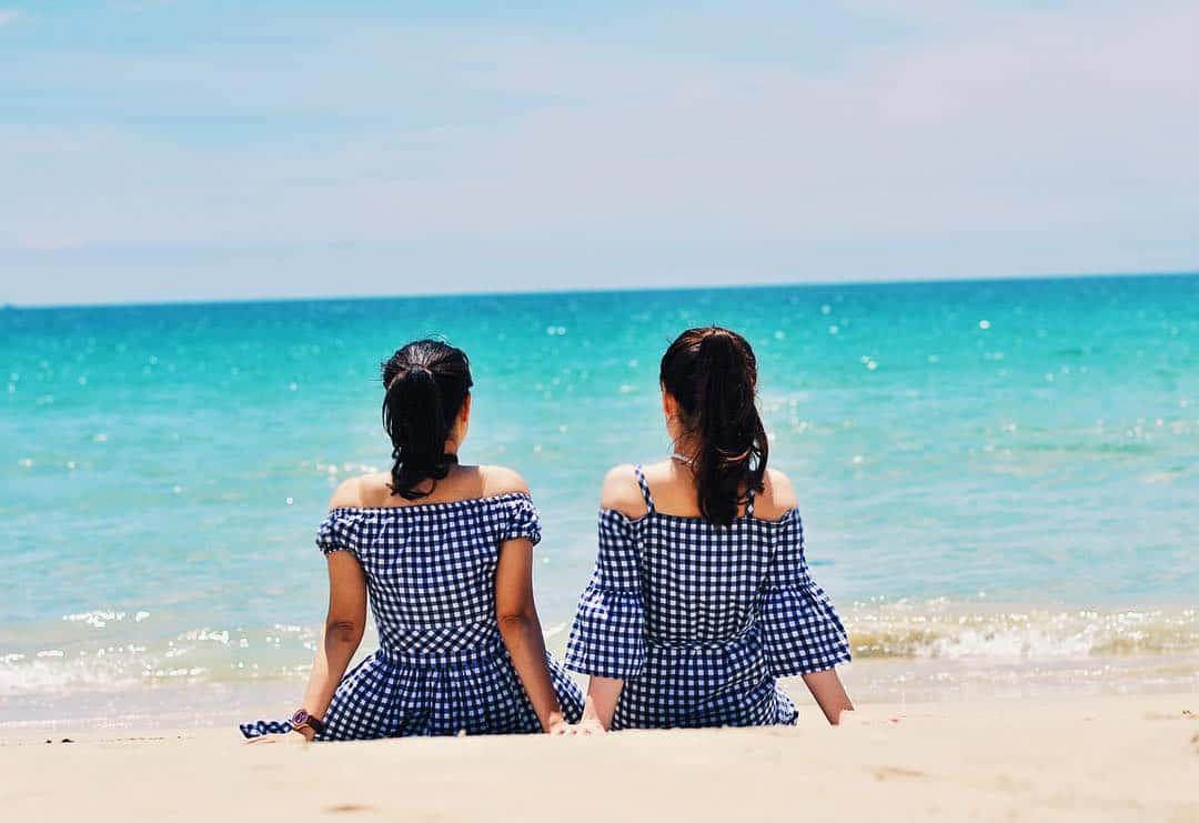 Những bãi biển đẹp hút hồn du khách