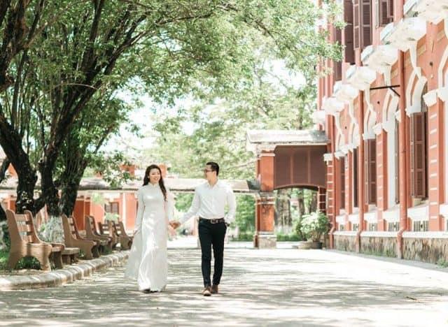 Quốc hec Huế - địa điểm chụp ảnh cưới tại Huế 01