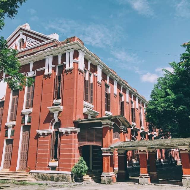 Quốc hec Huế - địa điểm chụp ảnh cưới tại Huế