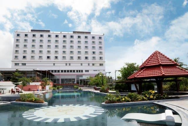 Khách sạn Sài Gòn Đông Hà gần Cửa Tùng