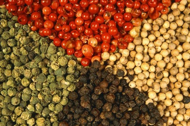 Sản phẩm từ hạt tiêu