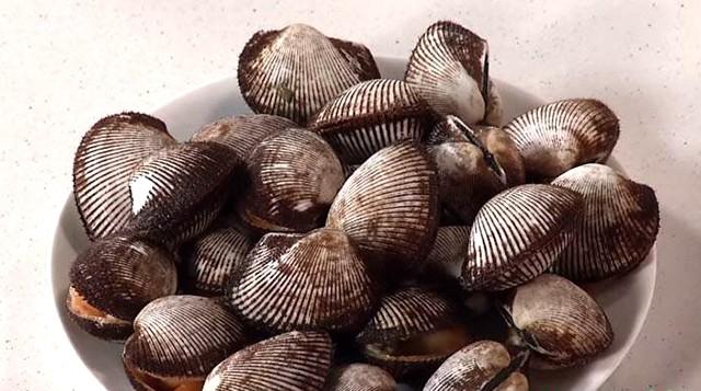 Nhiều món ngon được chế biến từ loài nhuyễn thể thân mềm này