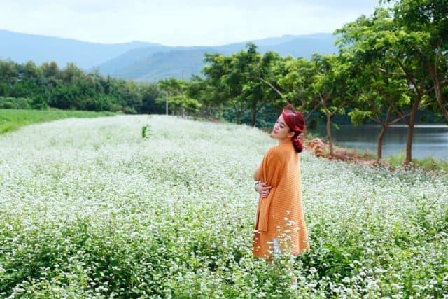 Tháng 9 này lạc lối giữa cánh đồng hoa tam giác mạch Đà Lạt