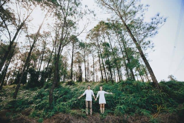 Đồi Thiên An - địa điểm chụp ảnh cưới ở Huế