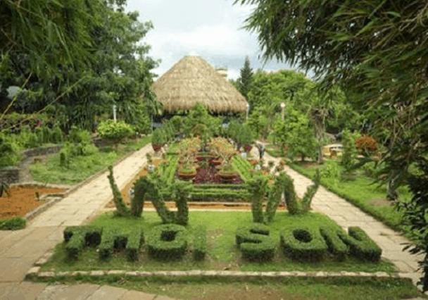 Cù lao Thới Sơn - Tiền Giang (Ảnh ST)