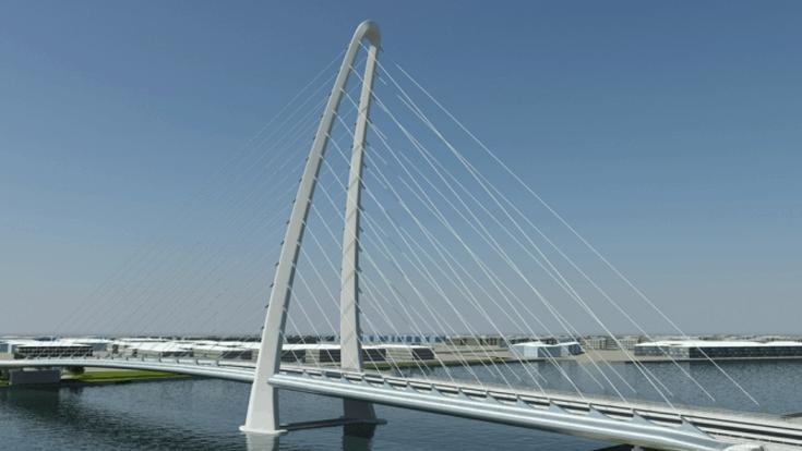 Cây cầu Thủ Thiêm 2 (Ảnh ST)