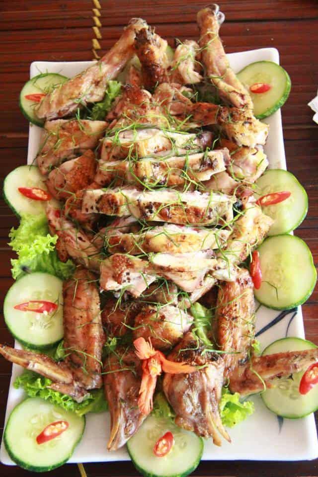 Ẩm thực tại Hòa Phú Thành Đà Nẵng